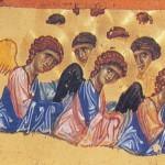 Lestvitsa ангелы