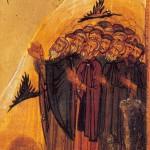 Lestvitsa монахи