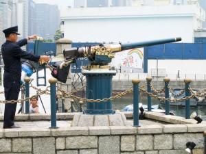 Пушка Гонконга