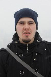 Артем Егоров в зимнюю пору