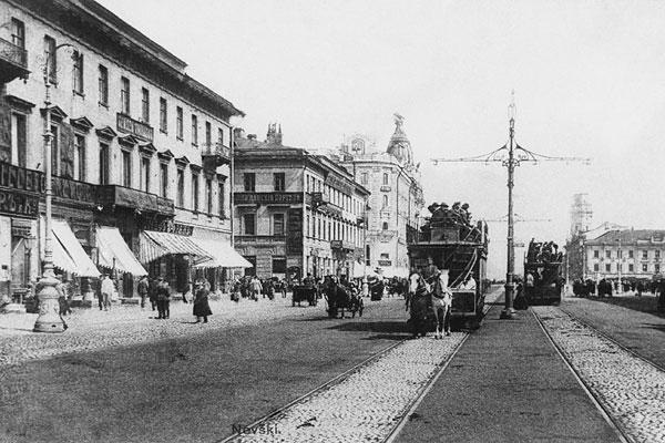 Здание СПТА Архив ИТАР-ТАСС