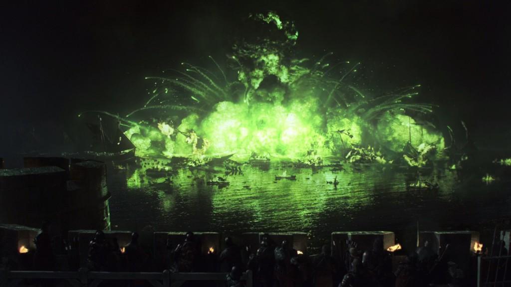 Та самая битва на Черноводной — своеобразный поклон режиссеров Византийской империи.