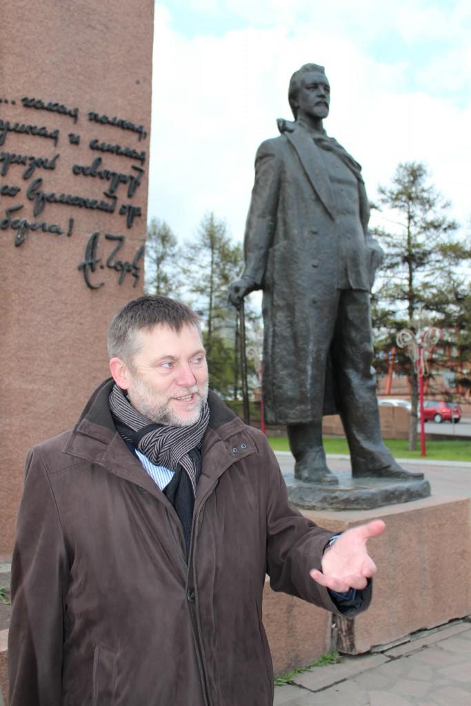 Есаулов и Чехов