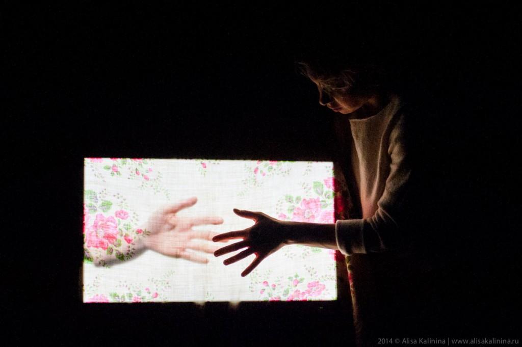 Спектакль «programma : время»; фотограф Алиса Калинина  (источник: vk.com/club58051930)