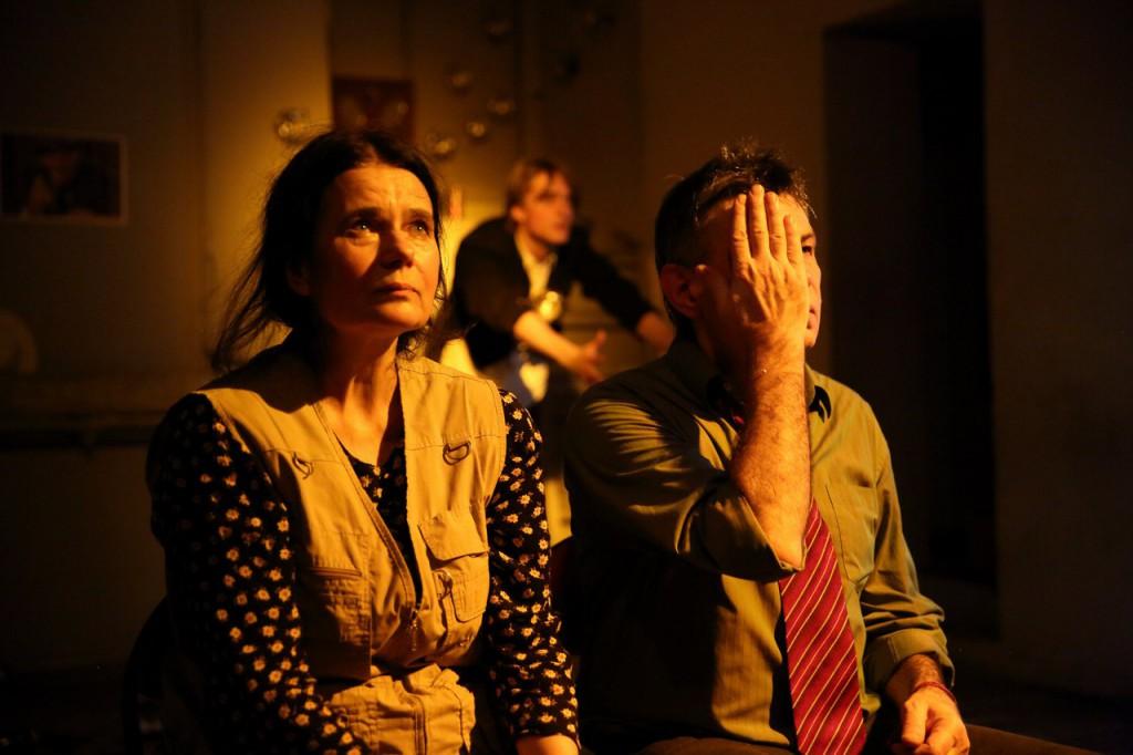 Спектакль по пьесе Николая Коляды «Носатый»; источник: vk.com/kolyada_theatre