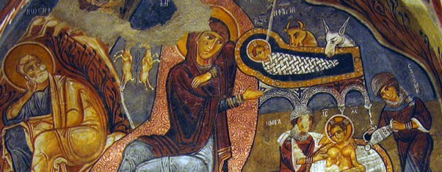 freska-peshhernoj-tserkvi-karanlik-xi-xiii-v-kappadokiya-turtsiya