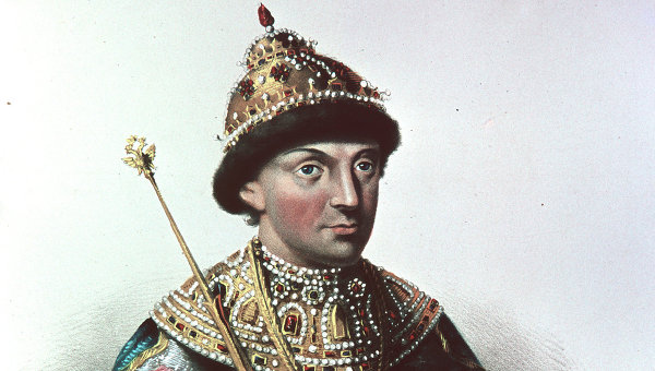 Феодор Иоаннович (1557–1598)