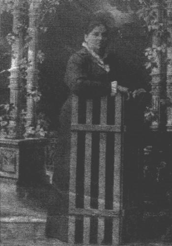Матушка Анна Щербакова (с сайта каратузского прихода)